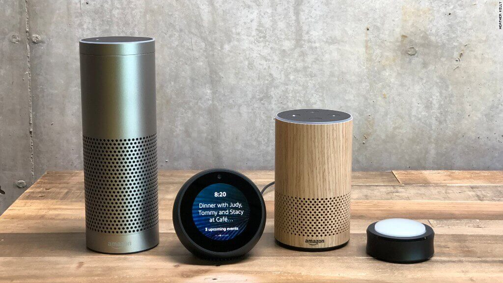 Che cos'è Amazon Alexa/Echo?
