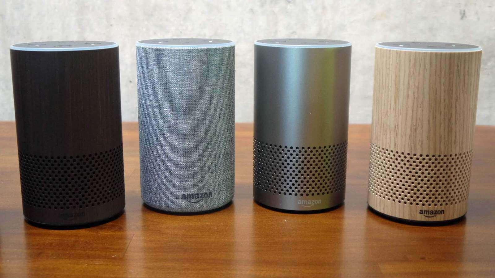 Amazon Echo serie 2
