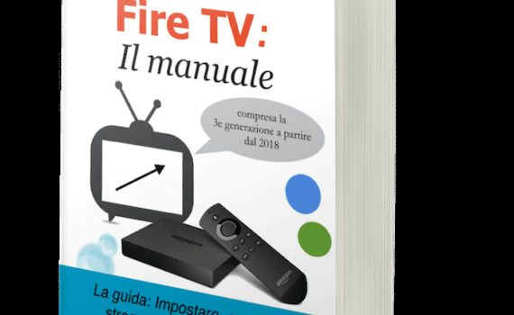 amazon fire tv stick manuale italiano