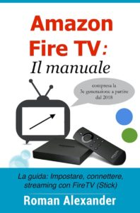 fire tv guida italiano