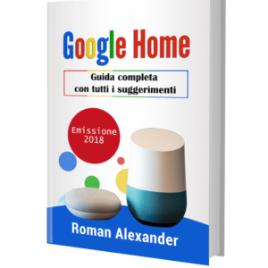 google home manuale italiano