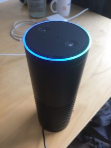 amazon alexa manuale