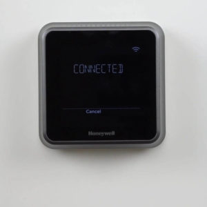 alexa italia honeywell thermostat connected