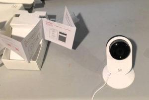 alexa italia yi ip camera sorveglienza