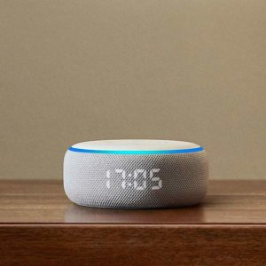 amazon echo dot 3 con schermo