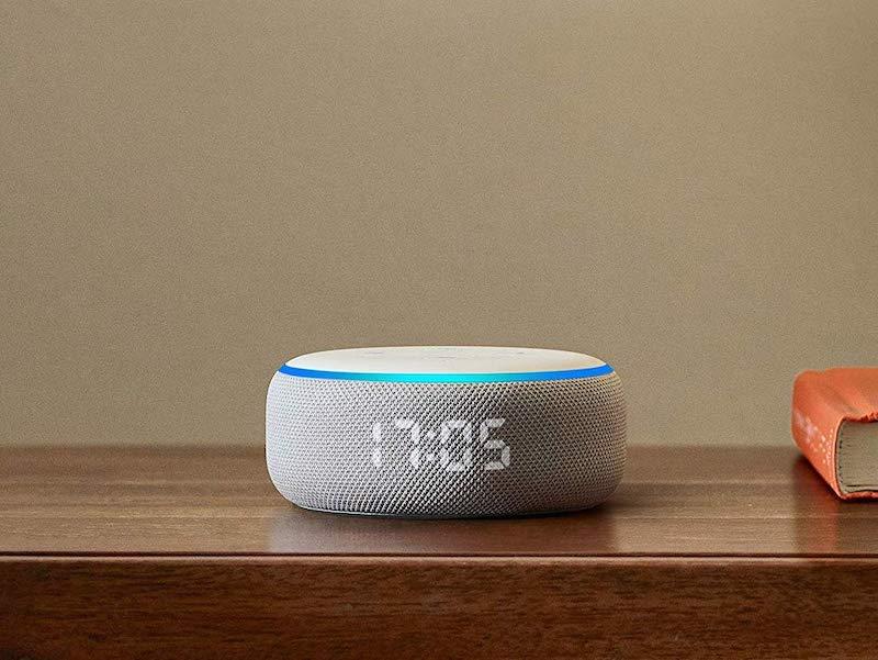 Amazon Echo Dot: tutte le generazione