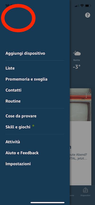 alexa italia controlare il televisore