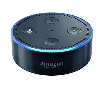 Amazon Echo Dot, secunda generazione. Fonte: Amazon