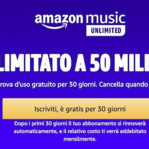 amazon-music-unlimited recensione