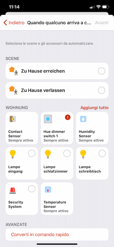 Cos'è Apple HomeKit?