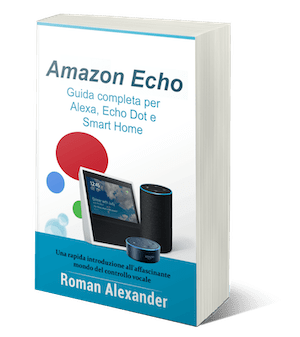 manuale amazon alexa italiano